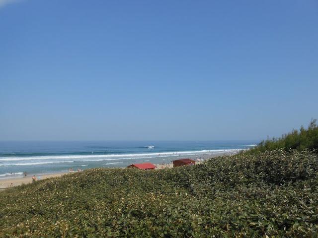 27 juillet 2012 - marche au golf Pullman et... à Biscarrosse-plage 010